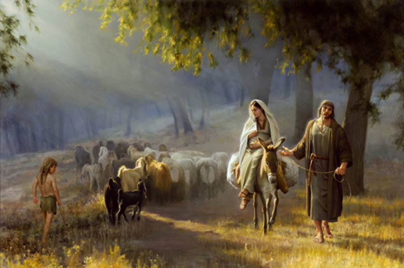 Journey-to-Bethlehem--J.Brickey (n. 1973)