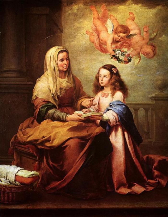 Nossa Senhora a Sant'Ana