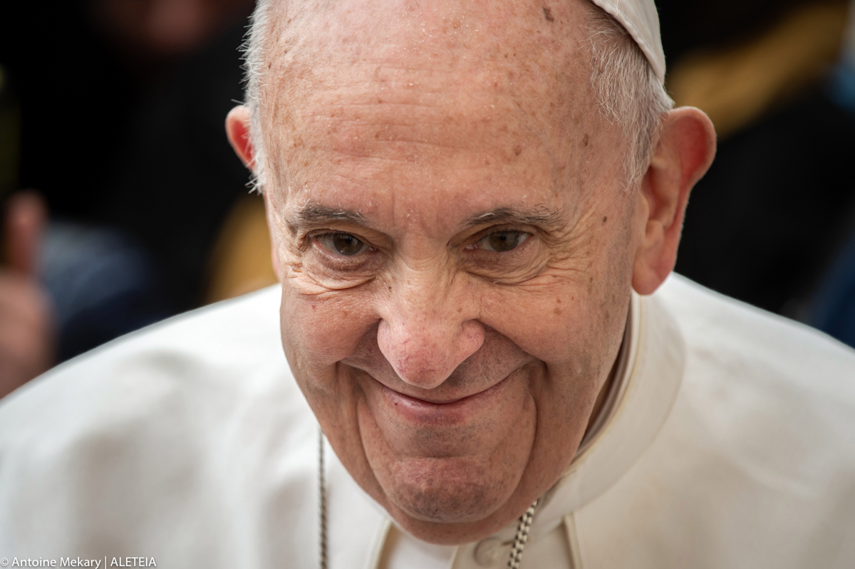 POPE FRANCIS AUDIENCE FEBRUARY 26, 2020