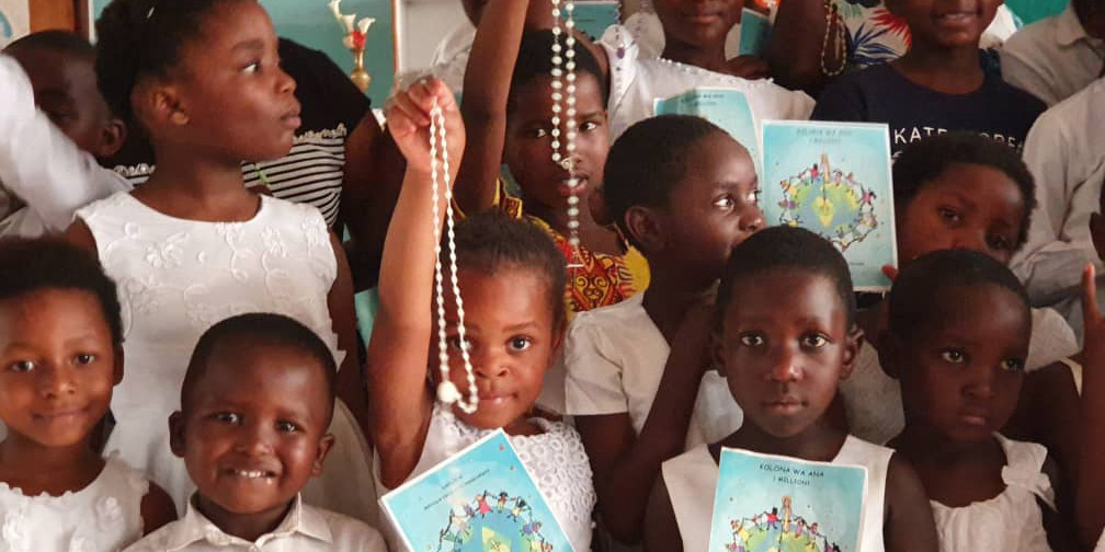 One Million Children Praying the Rosary 2019