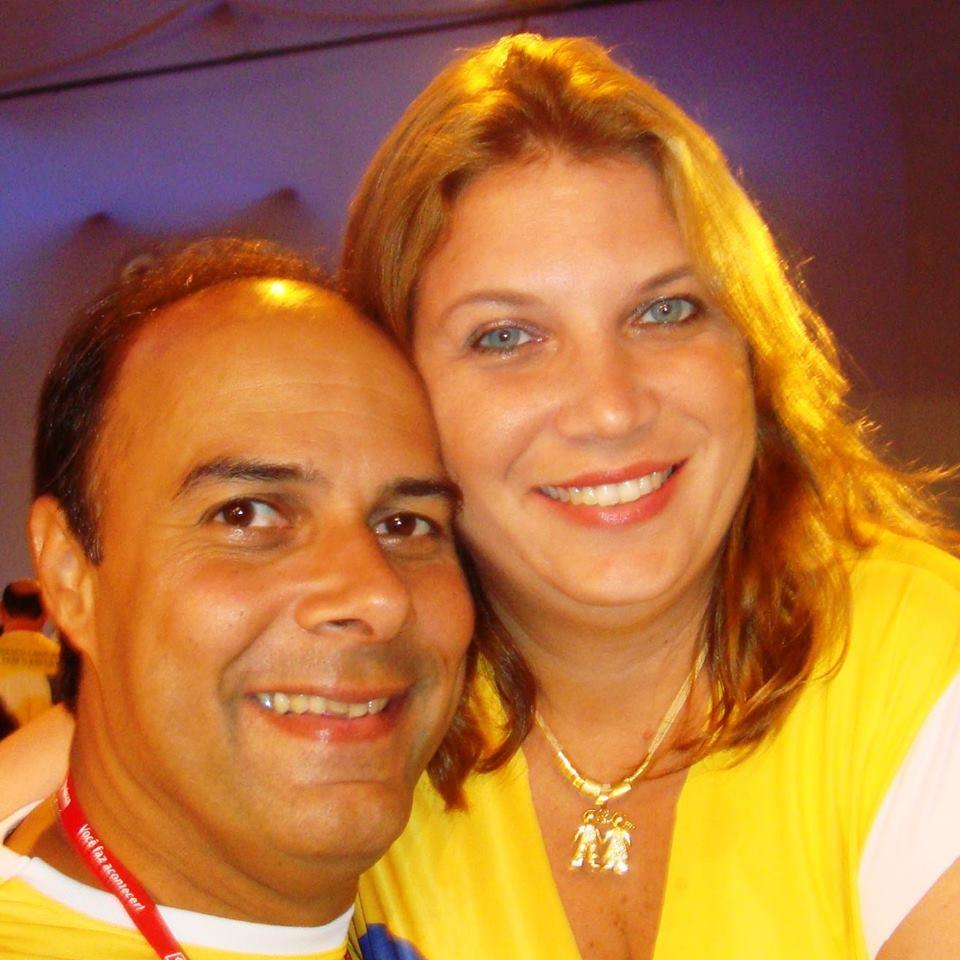 henriette e o marido