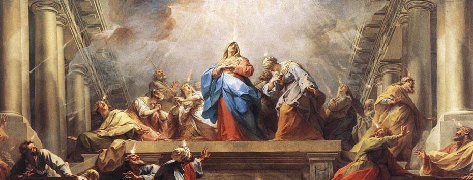O QUE SIGNIFICA PENTECOSTES?